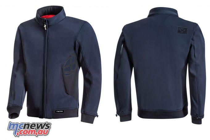 5030373a11 Ixon Camden casual motorcycle jacket