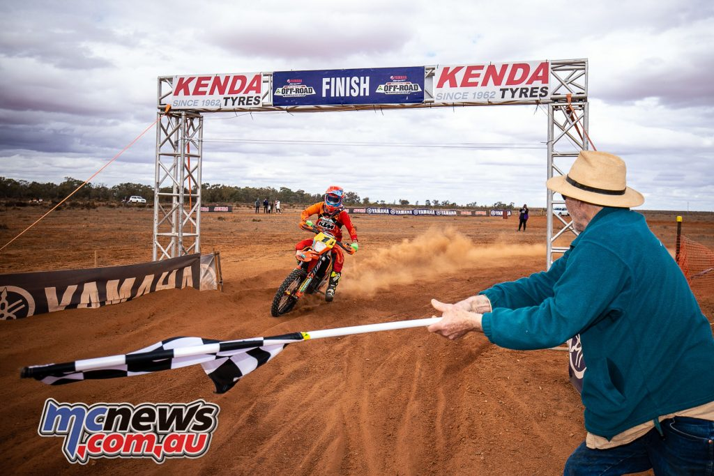 Daniel Milner will be heading to Toowoomba for the opening round of the AORC