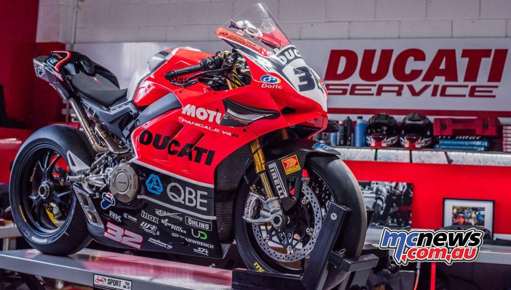 DesmoSport Ducati Panigale V R Troy Bayliss Cover