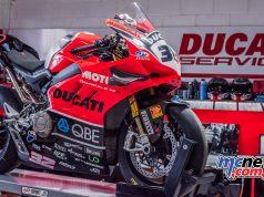 DesmoSport Ducati Panigale V R Troy Bayliss Cover
