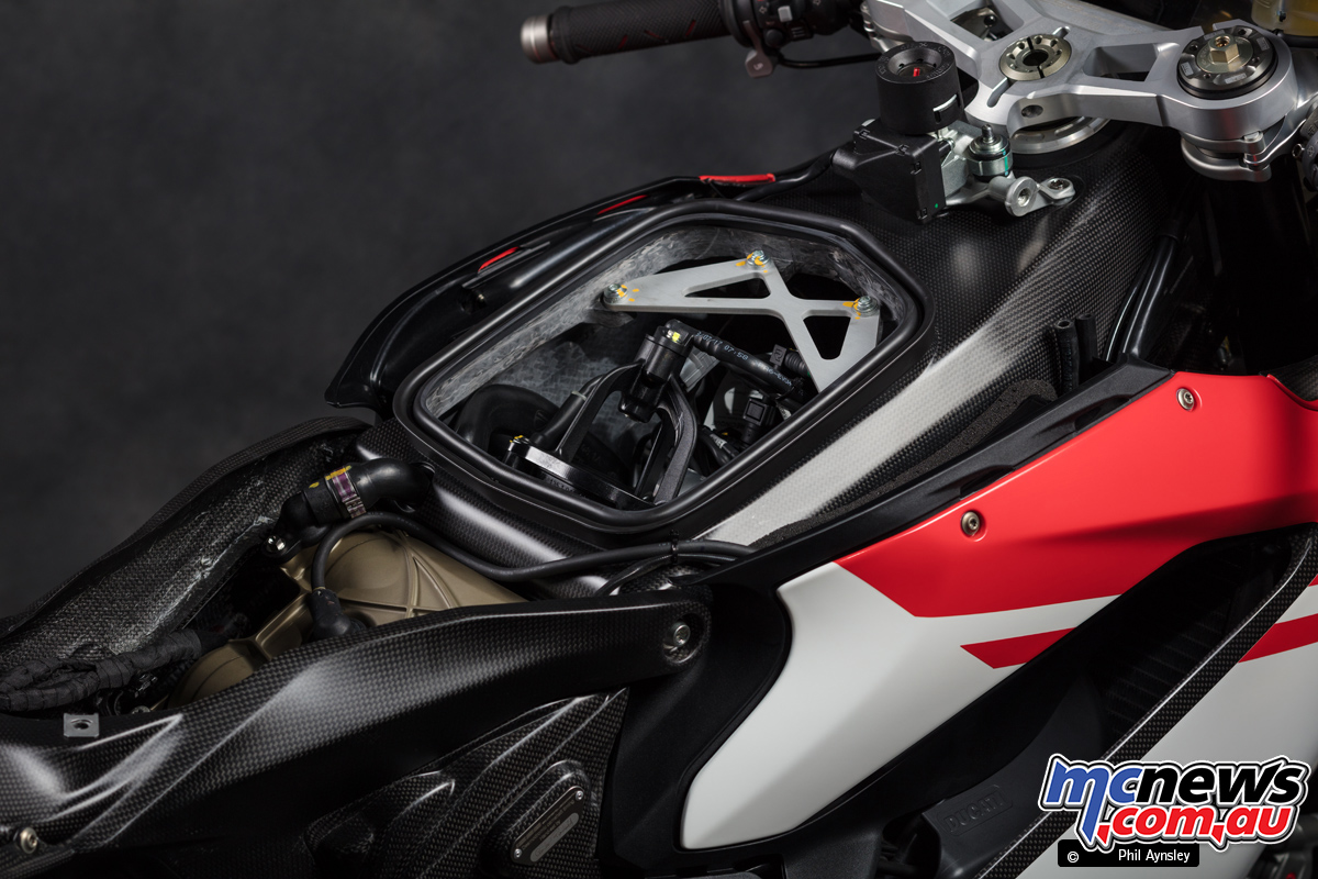 Ducati Panigale Superleggera PA Superleggera