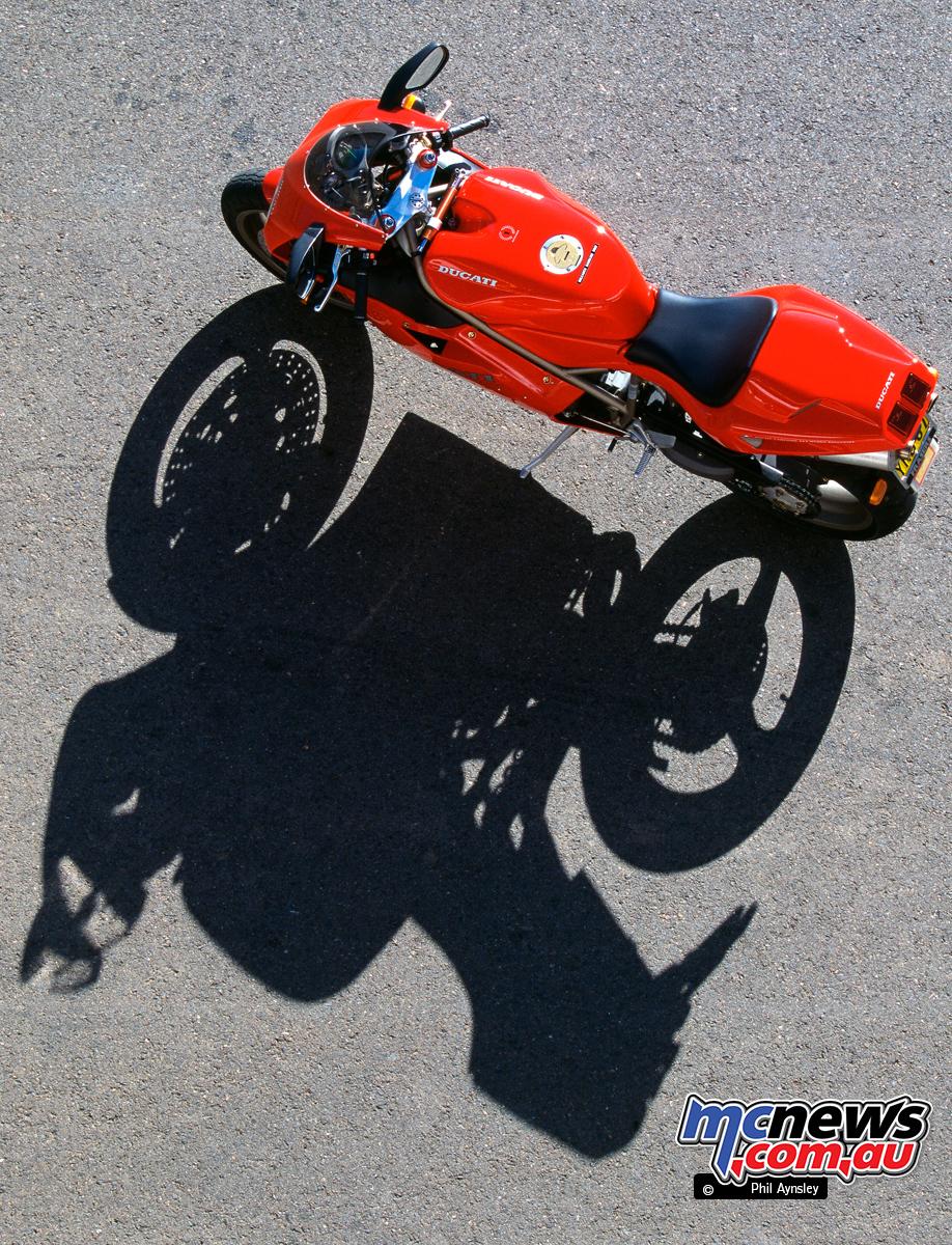 Ducati PA
