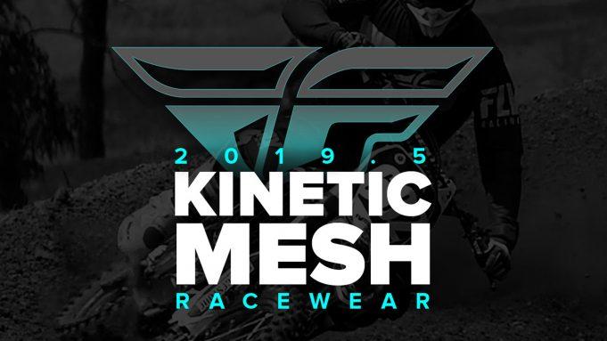 Fly Racing Kinetic Mesh Racewear
