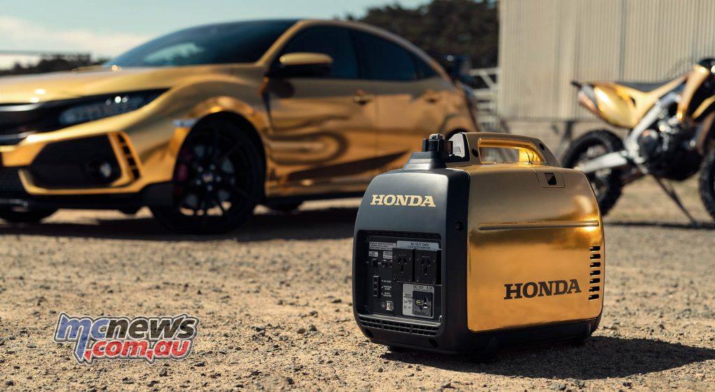 Honda Australia years