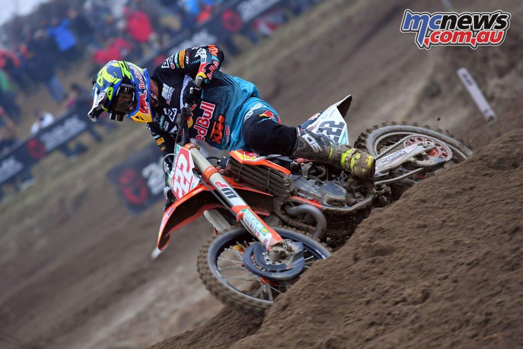 Italian MX Mantova Rnd Tony Cairoli