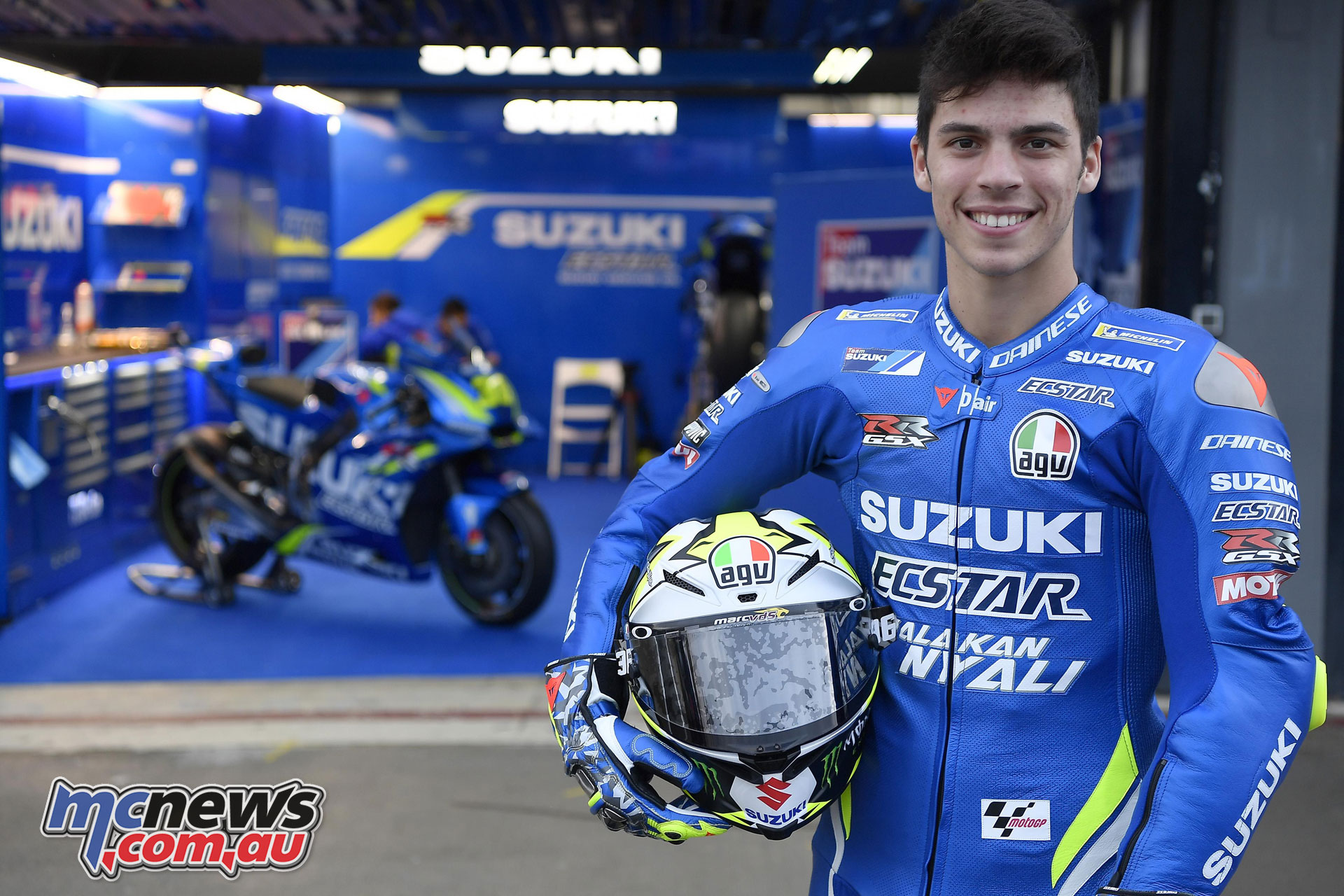 Suzuki Ecstar S Rins Mir Head To Malaysian Test Motorcycle News Sport And Reviews