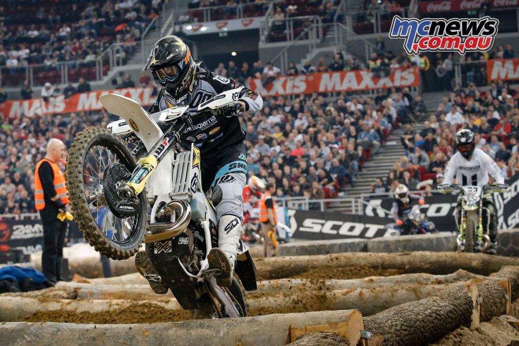 SuperEnduro Round Hungary Alfredo Gomez