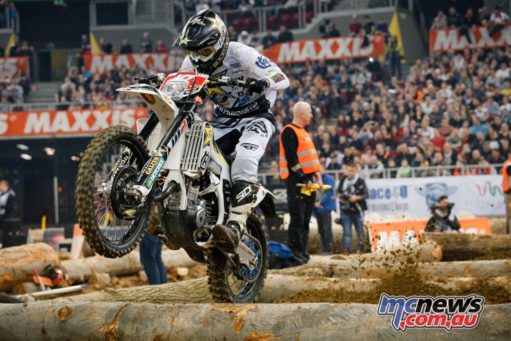 SuperEnduro Round Hungary Colton Haaker