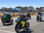 Australian Supersport 300 - Round 1 Phillip Island - Image by TBG