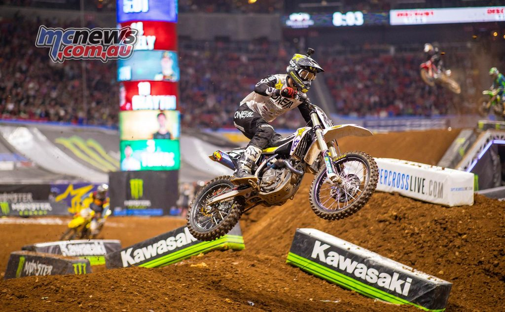 AMA SX Rnd Atlanta Wilson JK SX Atlanta