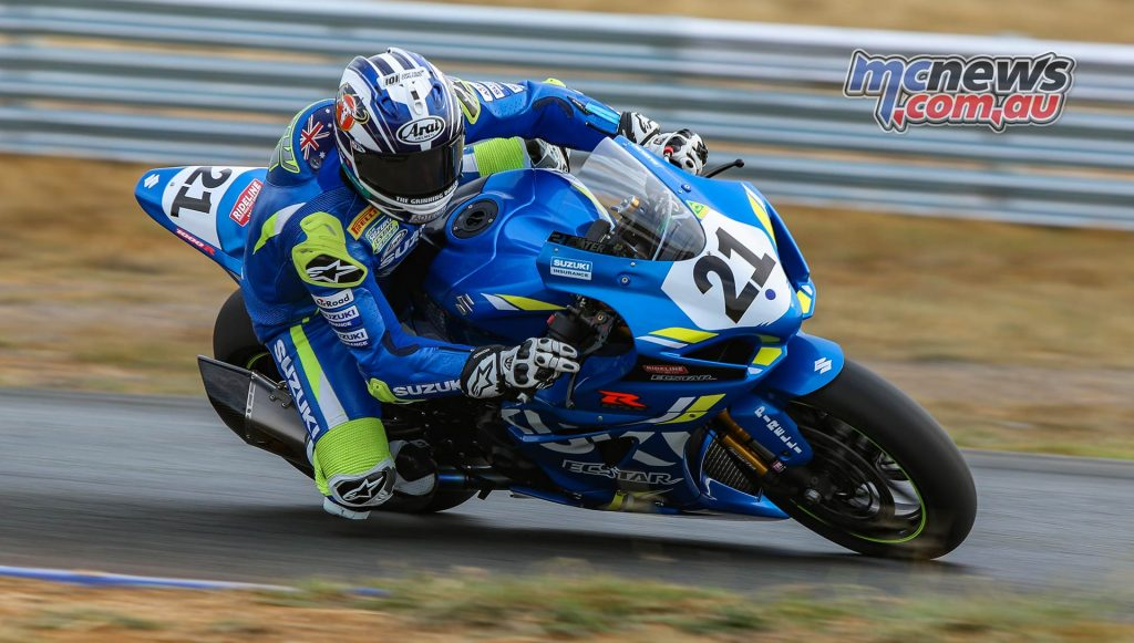 ASBK Test Wakefield TDJimagesDay Josh Waters