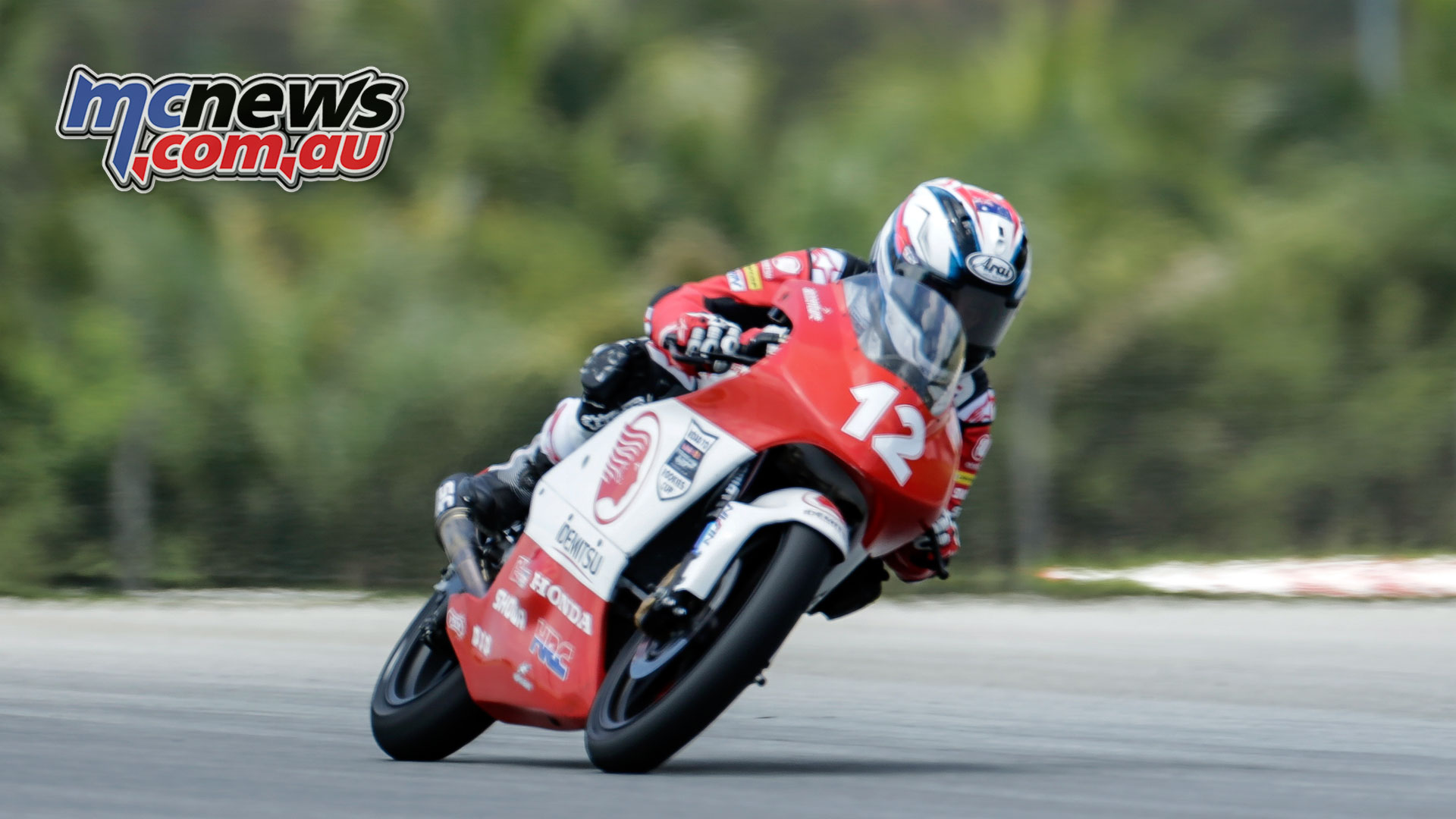Asia Talent Cup Rnd Thailand Jacob Roulstone