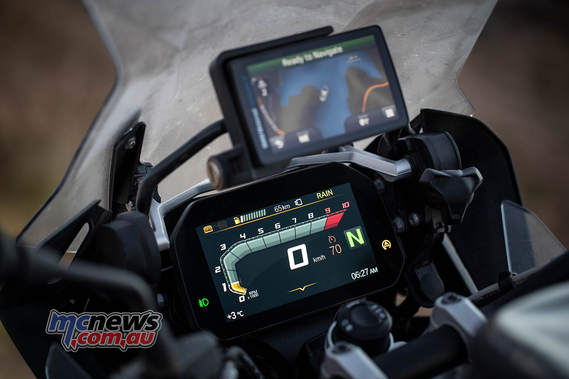 BMW F GS Adventure Dash