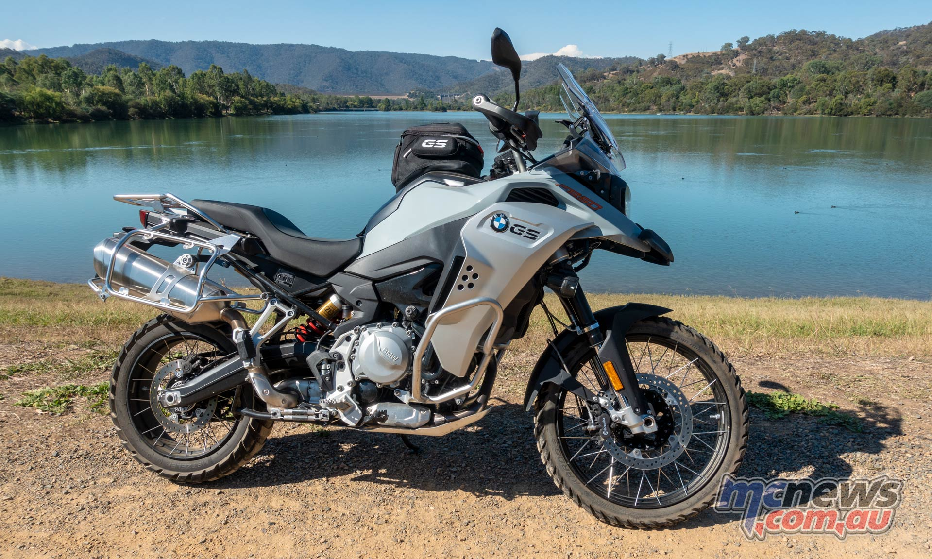 BMW F GS Adventure Eildon Pondage