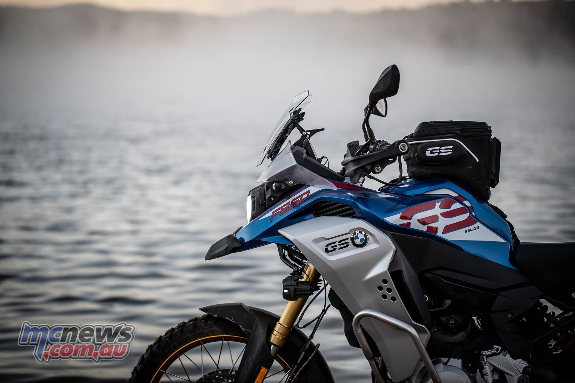 BMW F GS Adventure Half