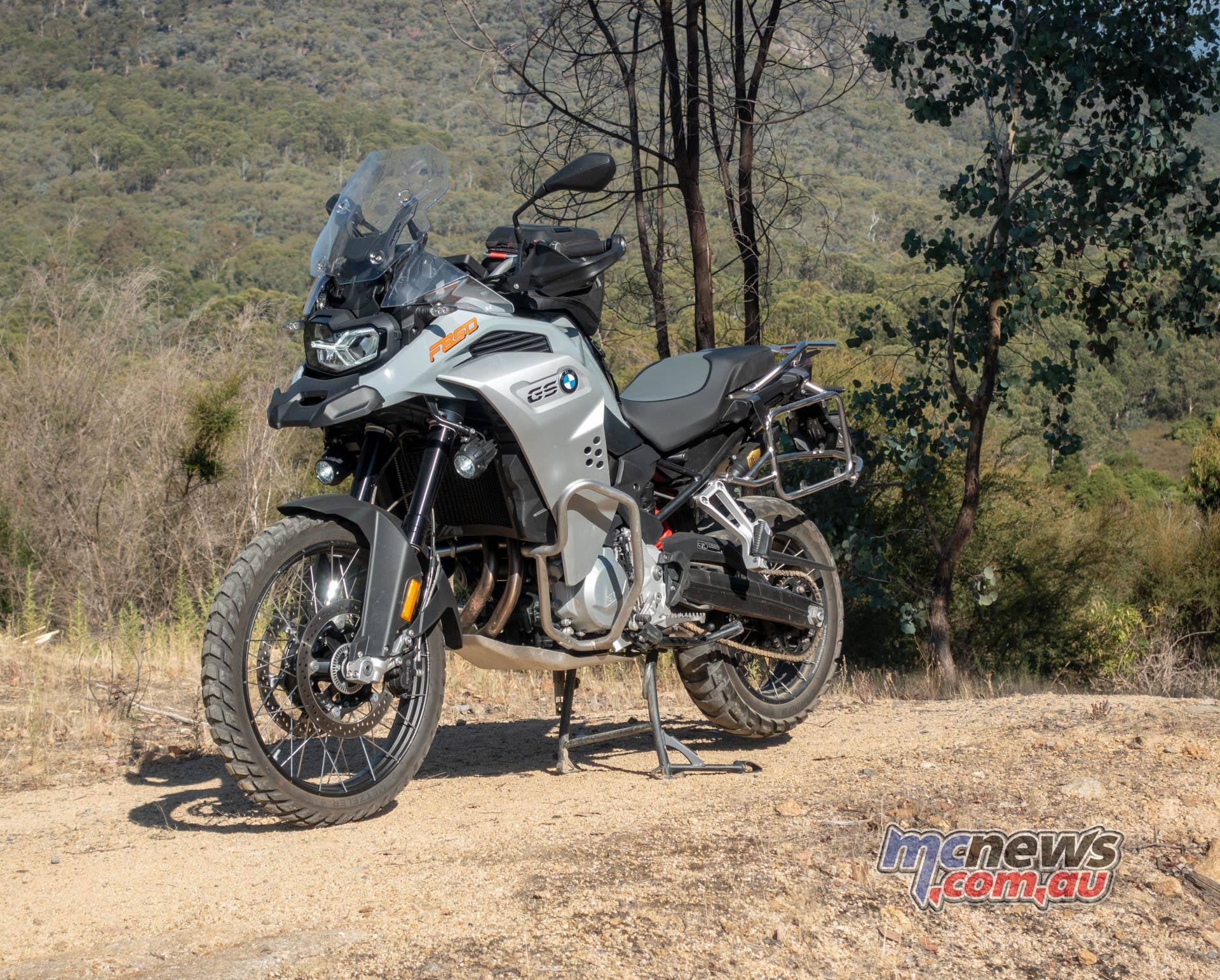 BMW F GS Adventure Home