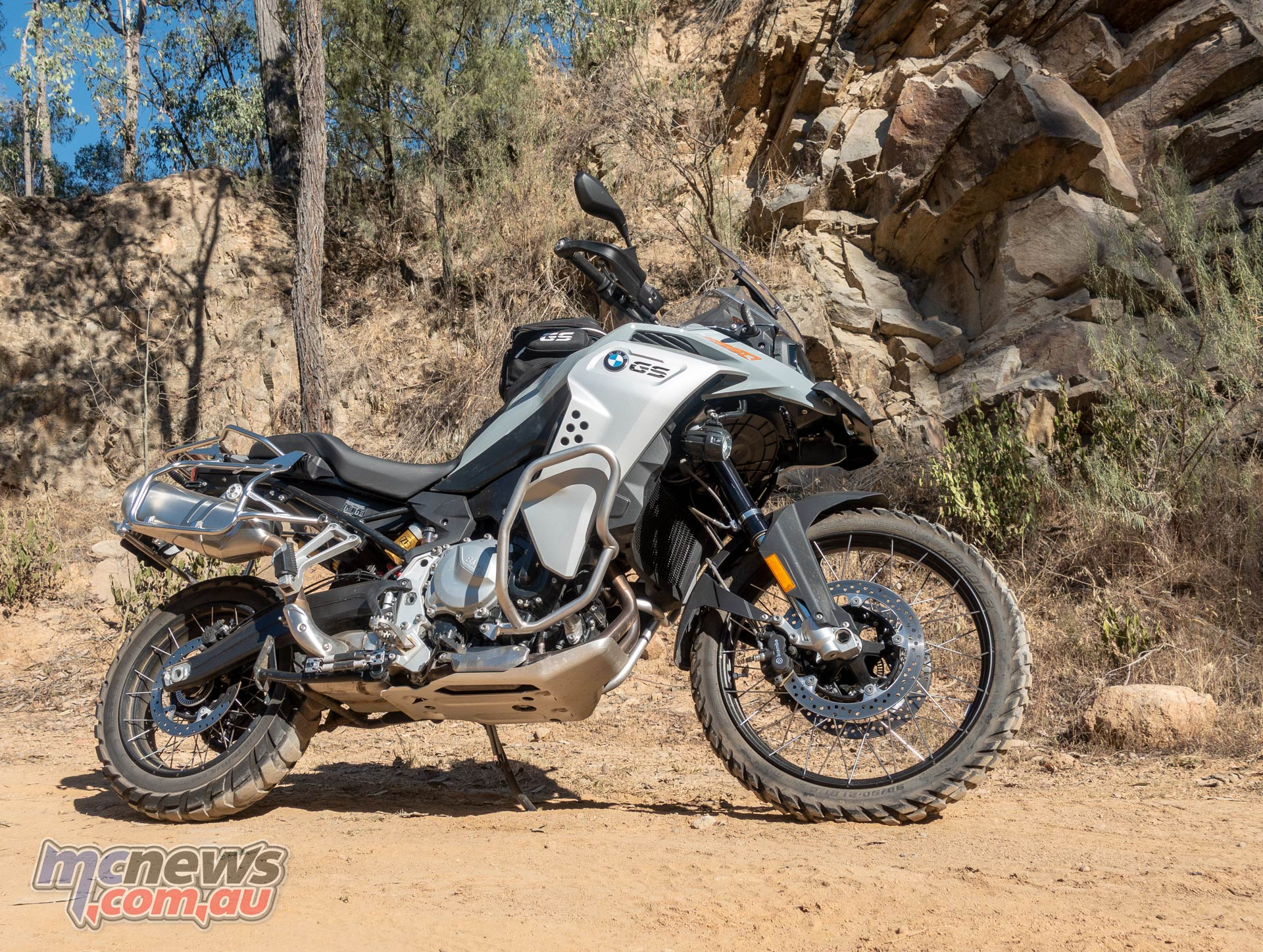 BMW F GS Adventure Quarry