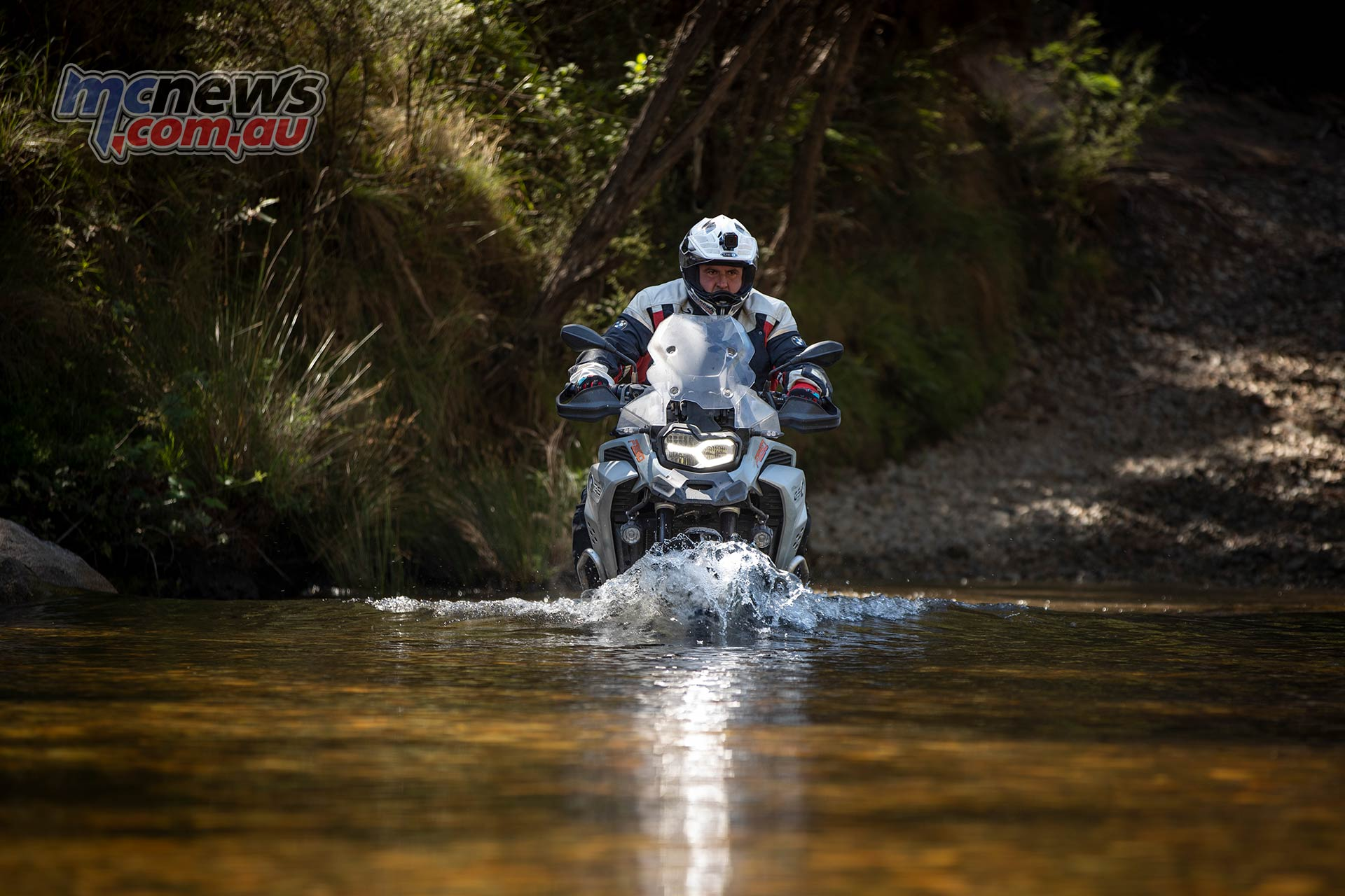 BMW F GS Adventure Trev