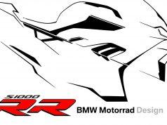BMW S RR Design