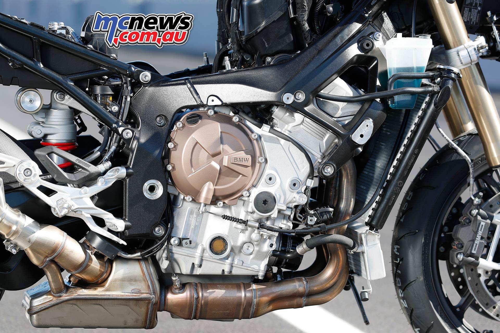 BMW SRR Engine Cat PreMuffler Details