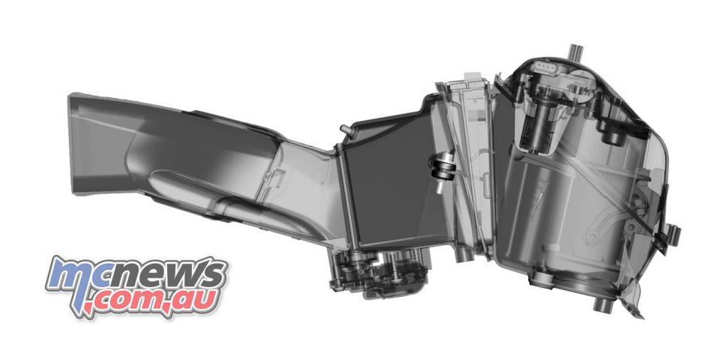 BMW SRR Intake AirBox