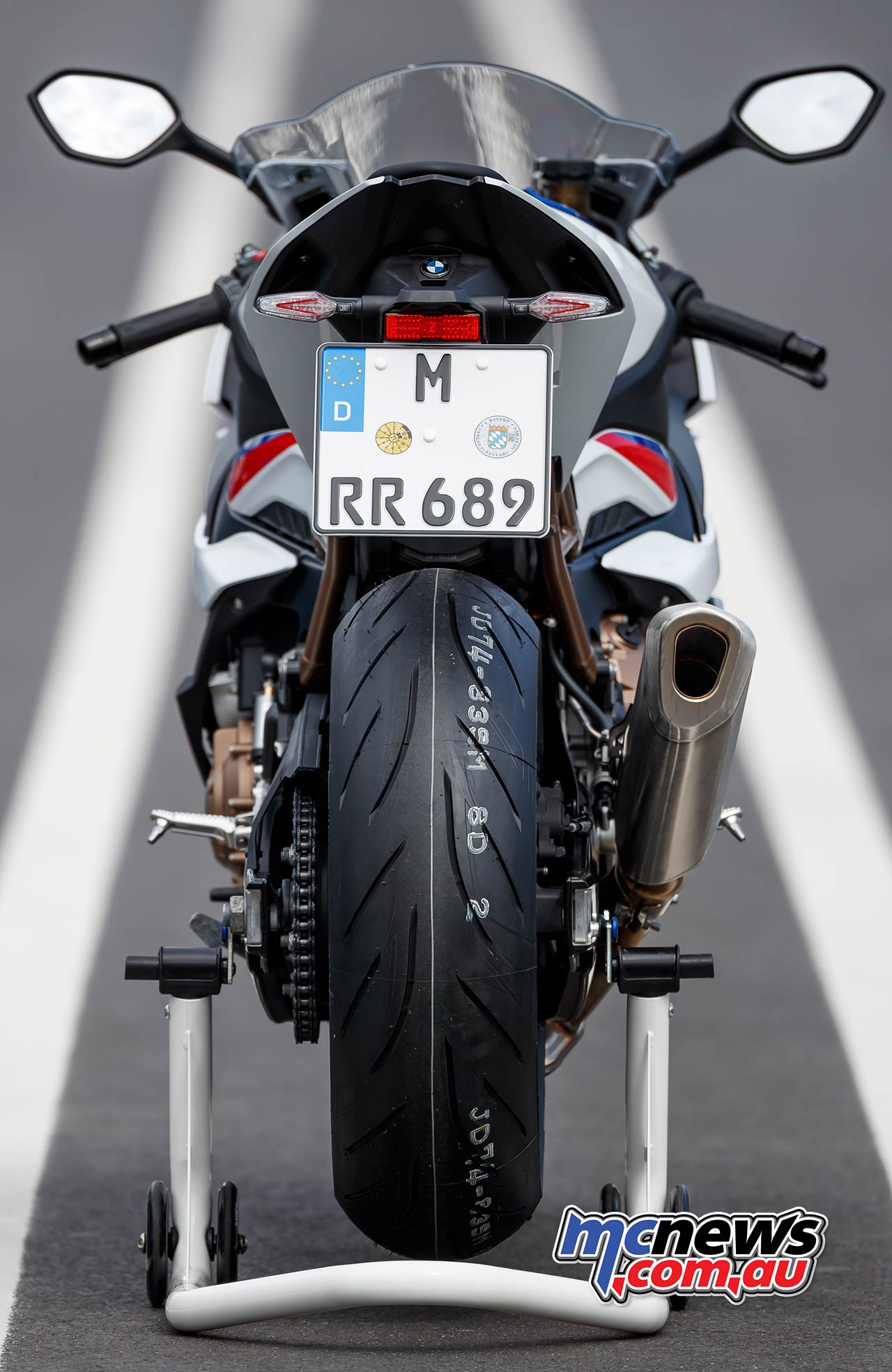 2019 Bmw S 1000 Rr M Review Motorcycle Test Mcnews Com Au