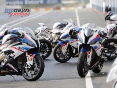 BMW SRR Scene