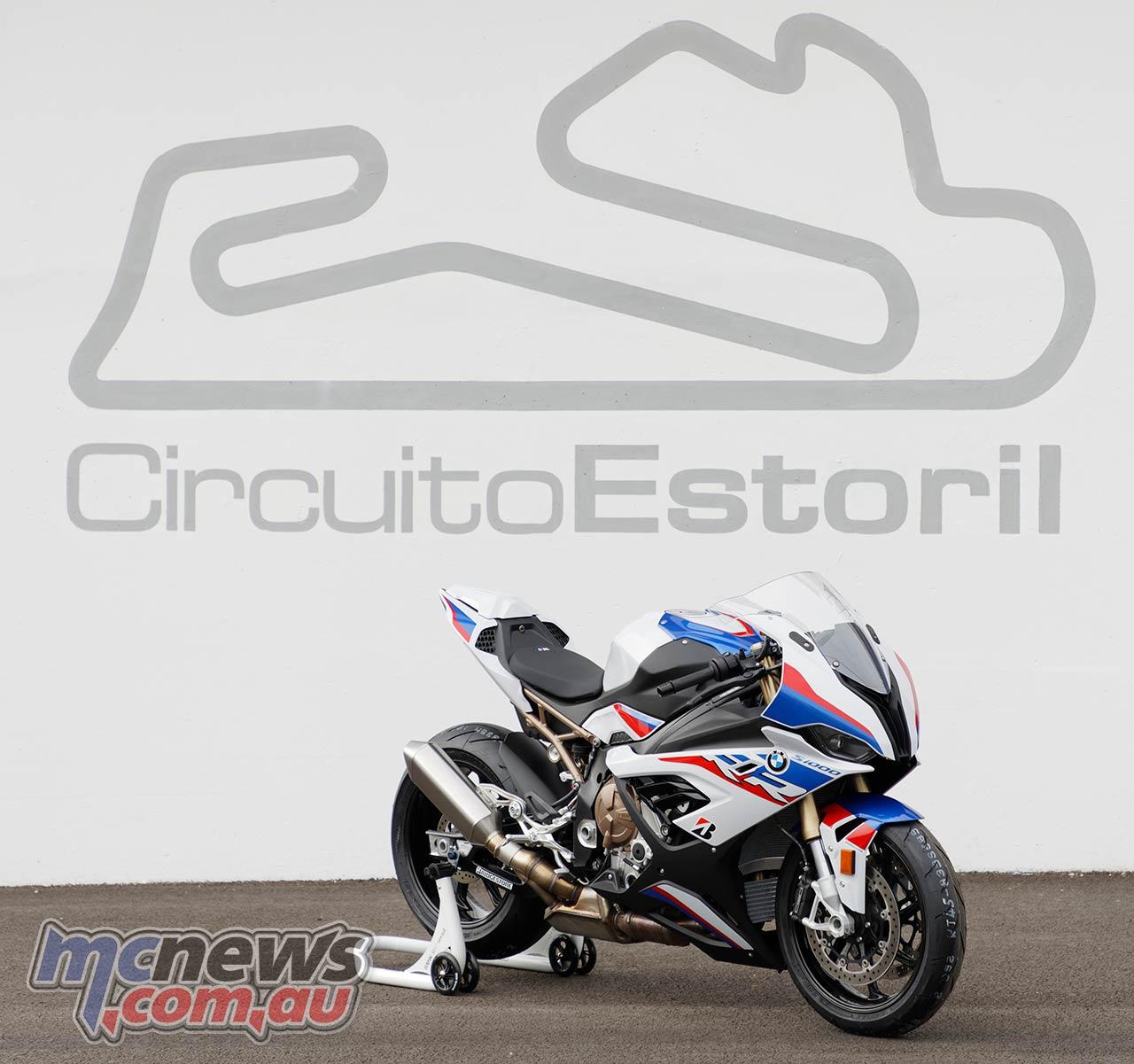 BMW SRR Scene Estoril