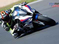 BMW SRR Steve Martin