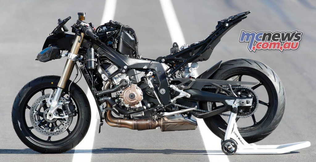 BMW SRR Stripped
