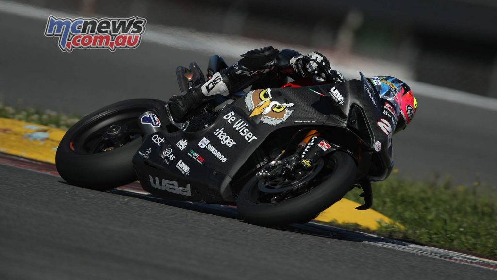 BSB Test Portimao Day Josh Brookes