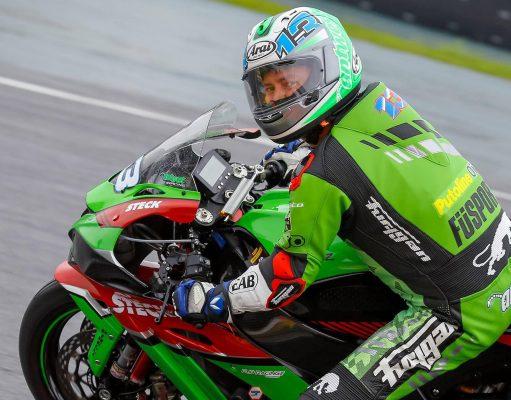 Brazilian Superbike Championship Anthony West