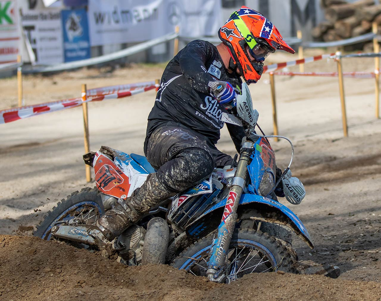 EnduroGP Rnd David Knight TM