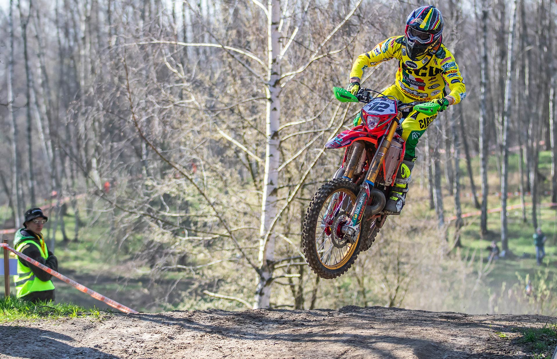 EnduroGP Rnd Freeman