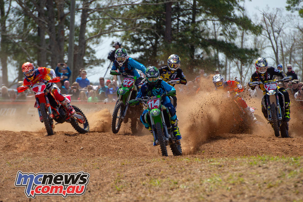 GNCC Washington Josh Strang KH