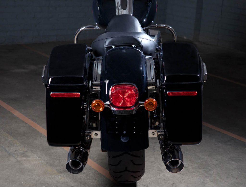 Harley Davidson Electra Glide Standard Rear