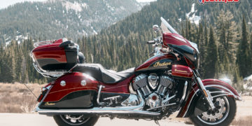 Indian Roadmaster Elite Limited Edition