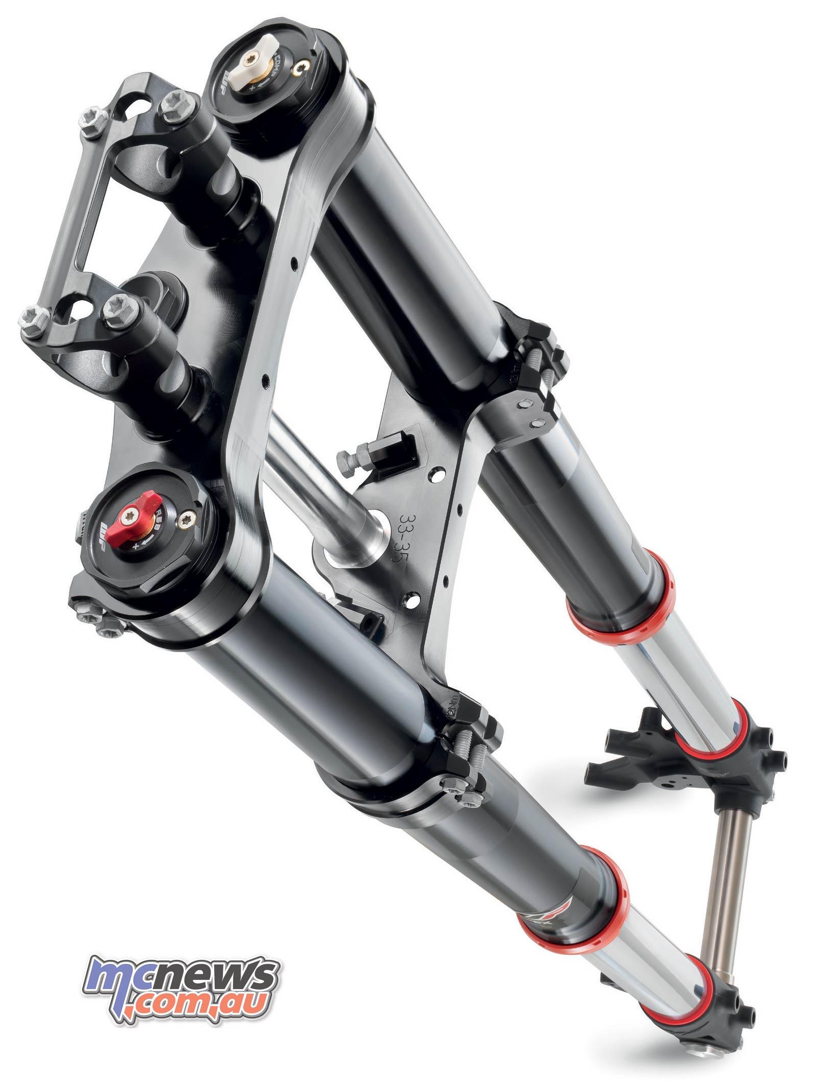 KTM Enduro R Forks