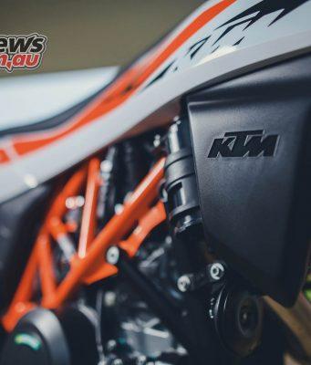 KTM Enduro R Portugal Body