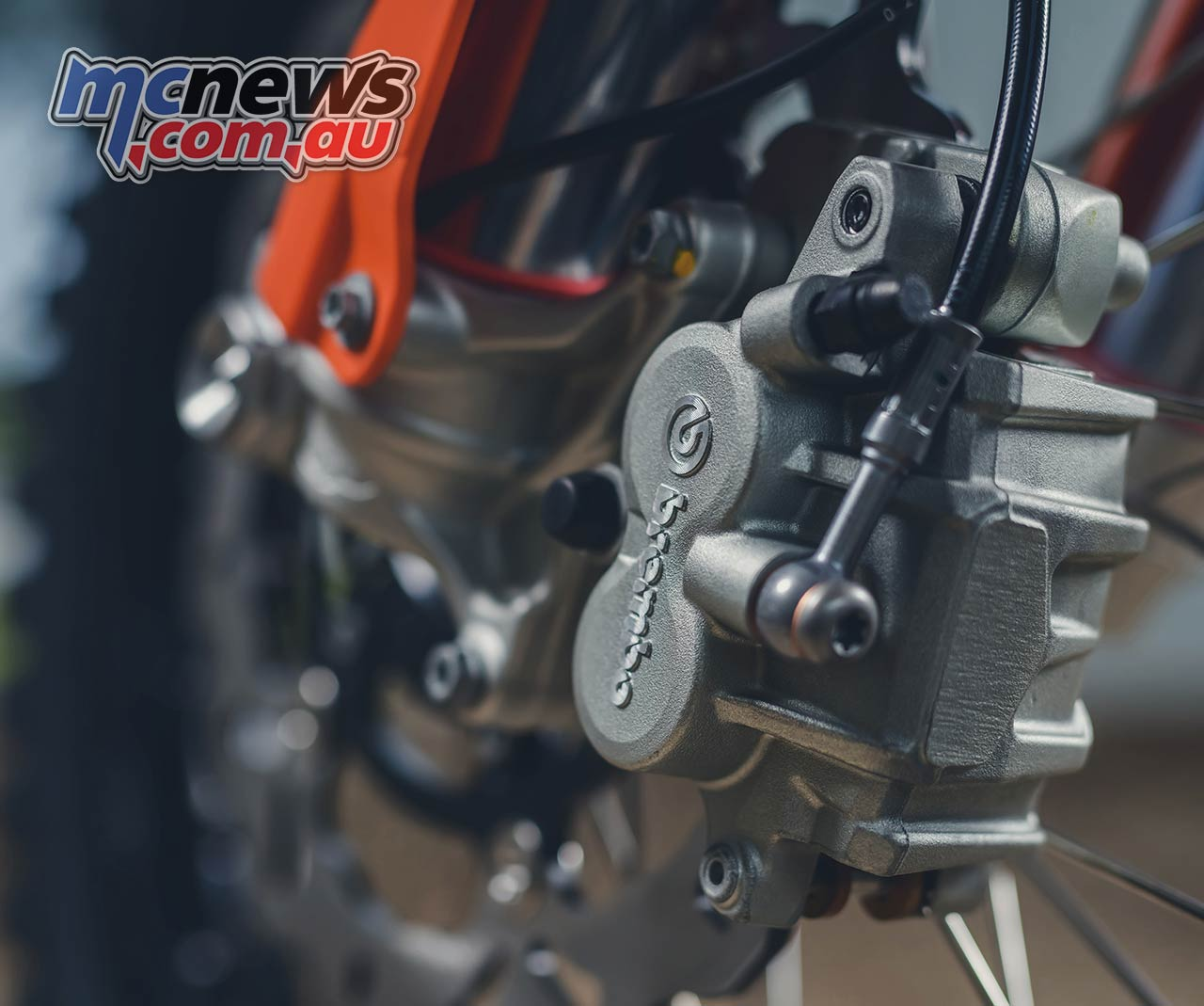 KTM Enduro R Portugal Brake Caliper Front