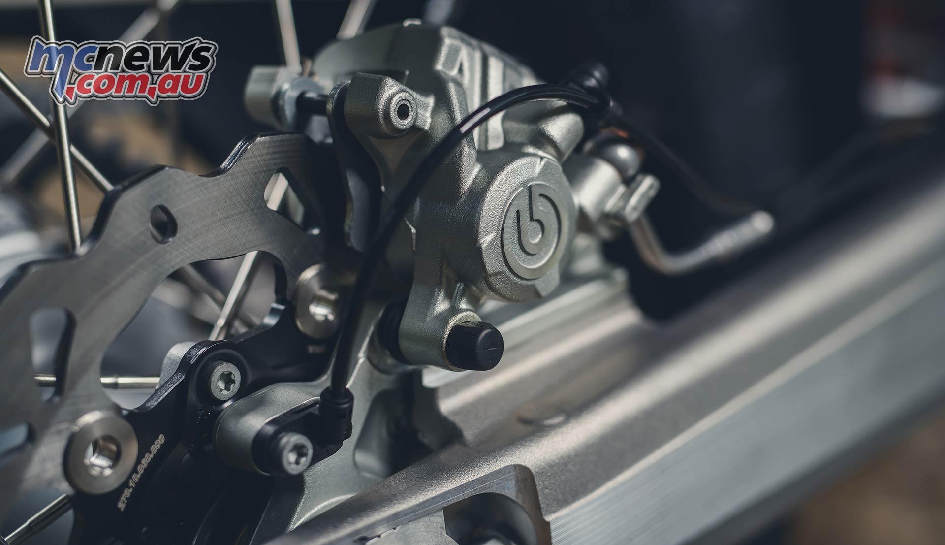KTM Enduro R Portugal Brake Caliper Rear
