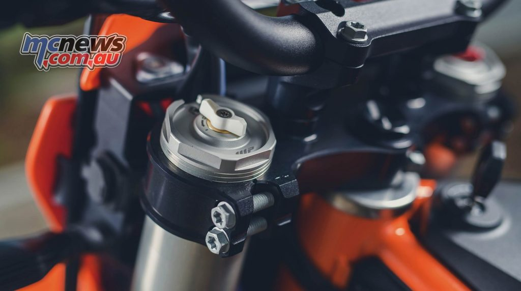 KTM Enduro R Portugal Forks Key USB