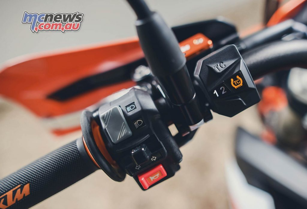 KTM Enduro R Portugal Switch Traction