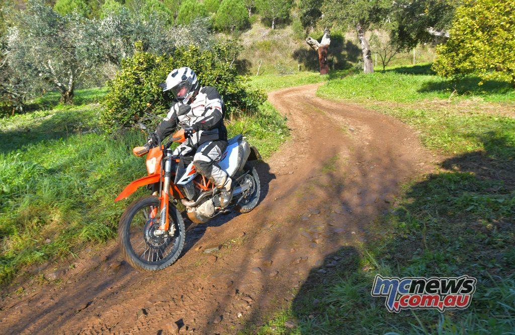 KTM Enduro R Trev