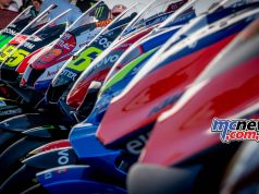 MotoGP Qatar PresserMotoGP Machines