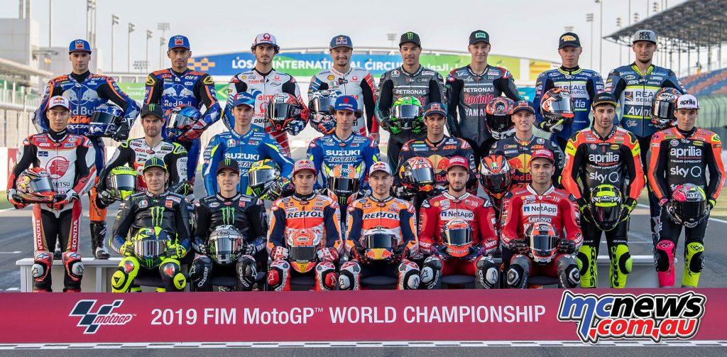 MotoGP Qatar PresserMotoGP Riders
