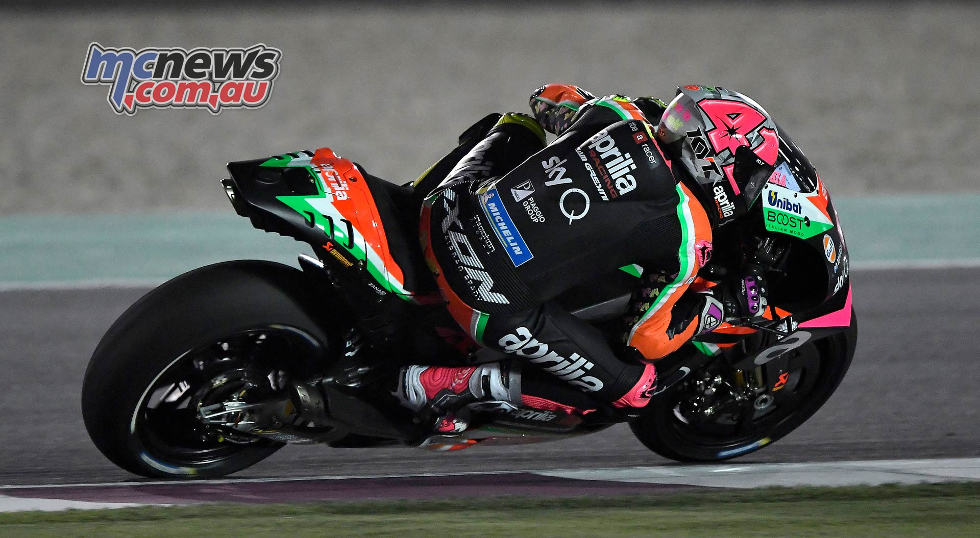 MotoGP Rnd Qatar Friday Aleix Espargaro