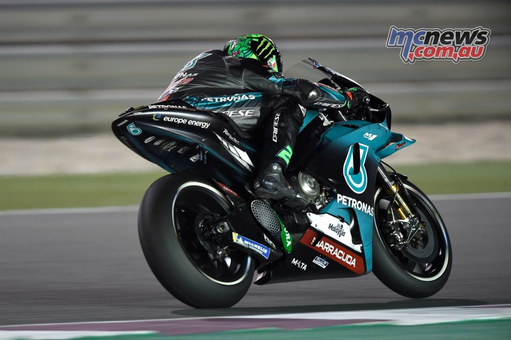 MotoGP Rnd Qatar Friday Franco Morbidelli