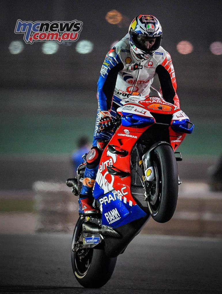 MotoGP Rnd Qatar Friday Jack Miller