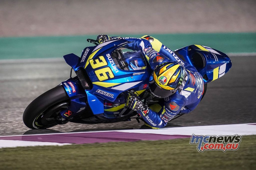 MotoGP Rnd Qatar Friday Joan Mir